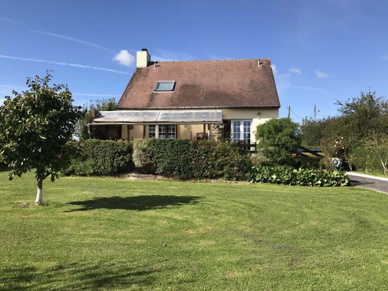 Sale house / villa St germain sur ay 147750€ - Picture 1