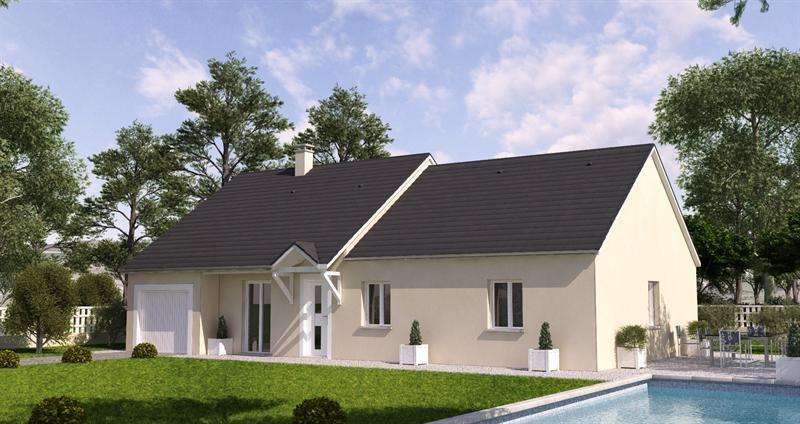 Maison  5 pièces + Terrain 1386 m² Tassenieres par Top Duo Dole