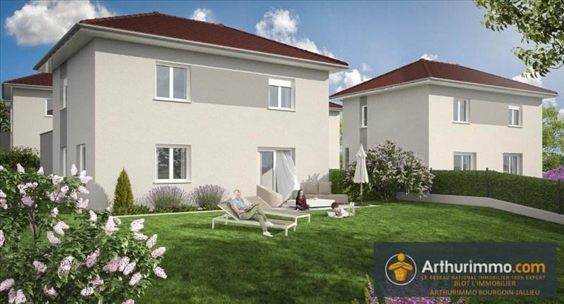 Sale house / villa Bourgoin jallieu 258000€ - Picture 1