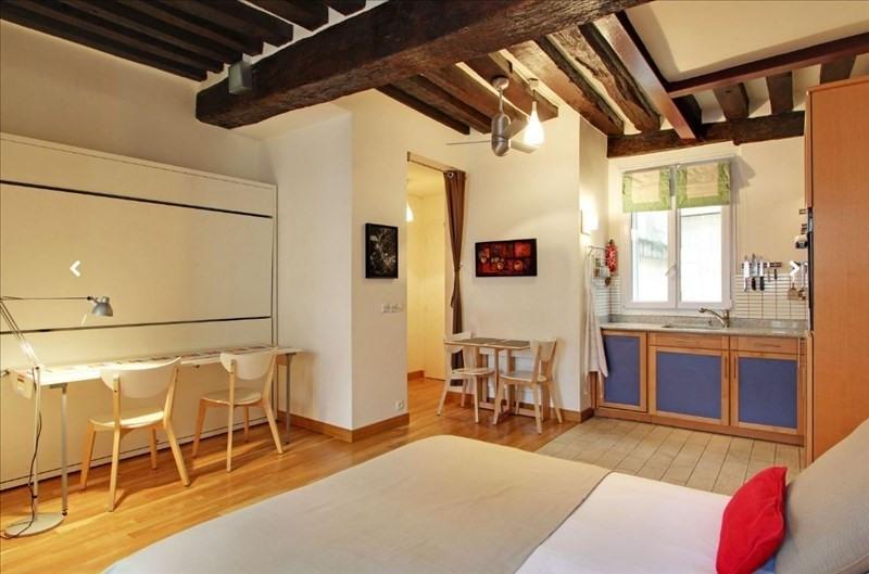 Vente appartement Paris 6ème 485000€ - Photo 2