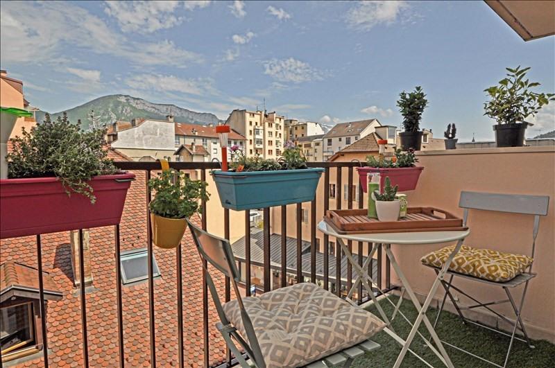 Vente de prestige appartement Annecy 590000€ - Photo 5