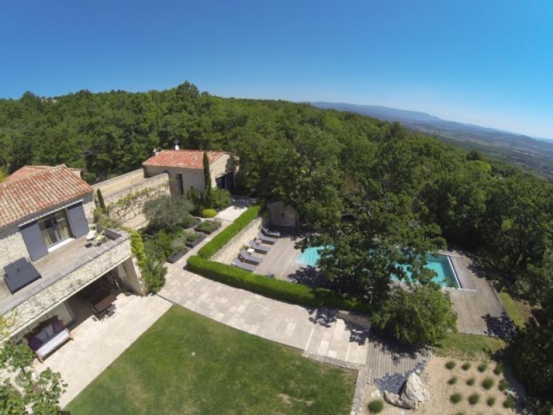 Deluxe sale house / villa Gordes 2990000€ - Picture 1