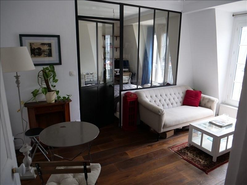 Aрендa квартирa Paris 18ème 890€ CC - Фото 1