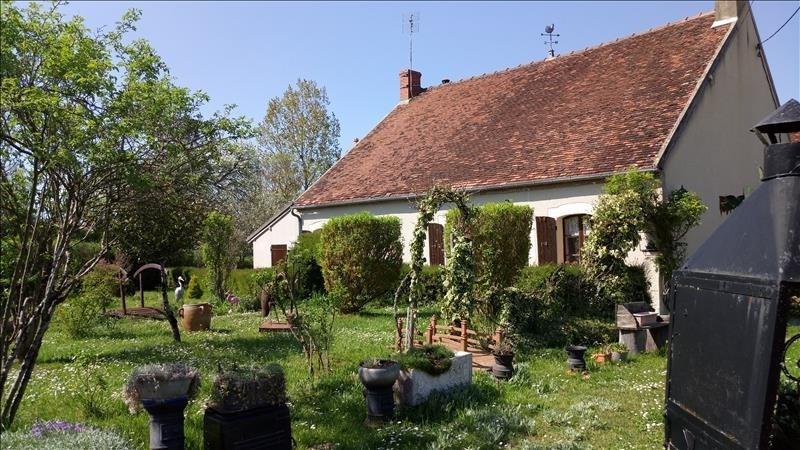Sale house / villa Valigny 158250€ - Picture 5