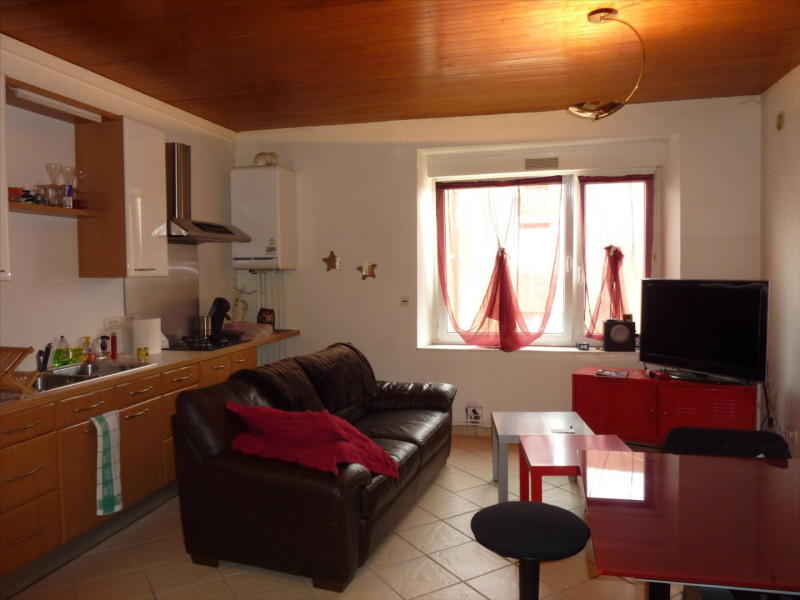 Rental apartment Villey-saint-etienne 550€ CC - Picture 1