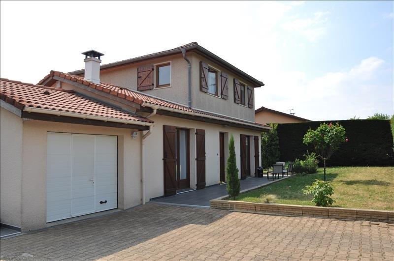 Sale house / villa Arnas 470001€ - Picture 3