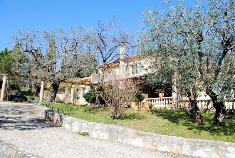 Vente maison / villa Fayence 590000€ - Photo 9