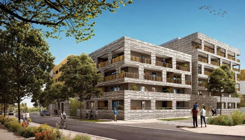 Vente appartement Montpellier 203000€ - Photo 2