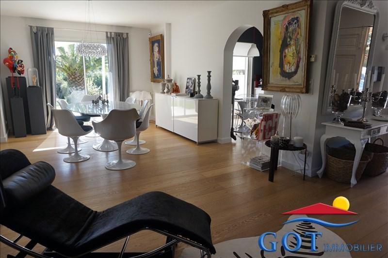 Venta de prestigio  casa Villelongue de la salanque 599000€ - Fotografía 8