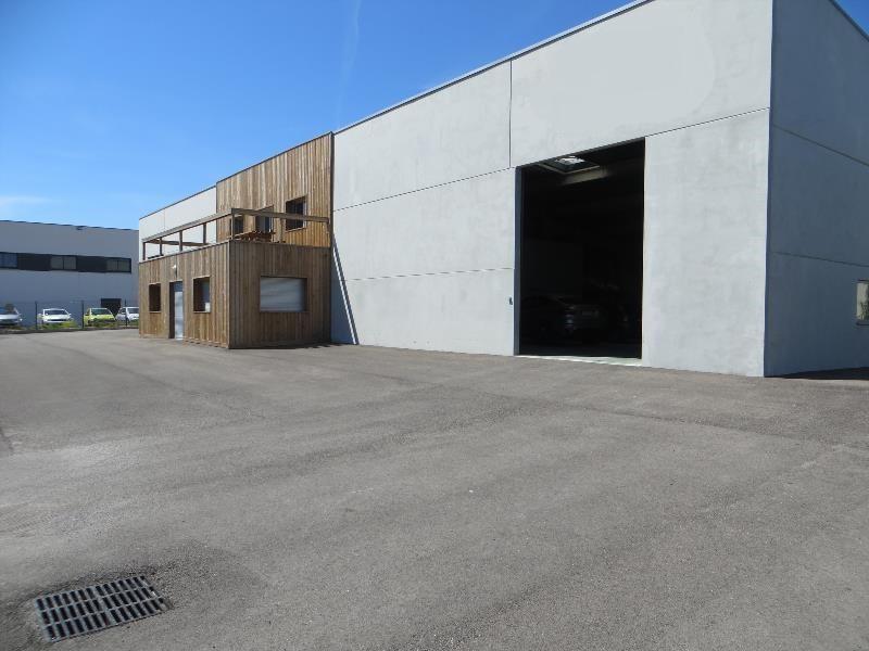 Location Local d'activités / Entrepôt Castries 0