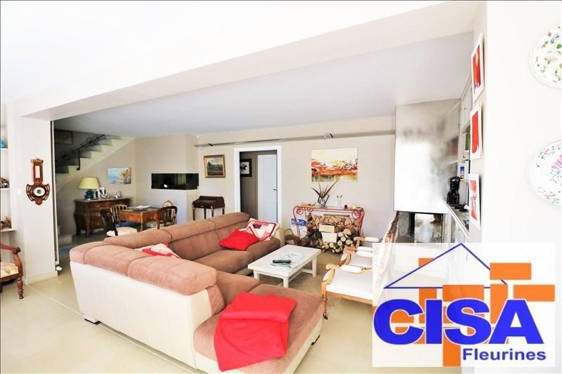 Sale house / villa Verneuil en halatte 430000€ - Picture 7