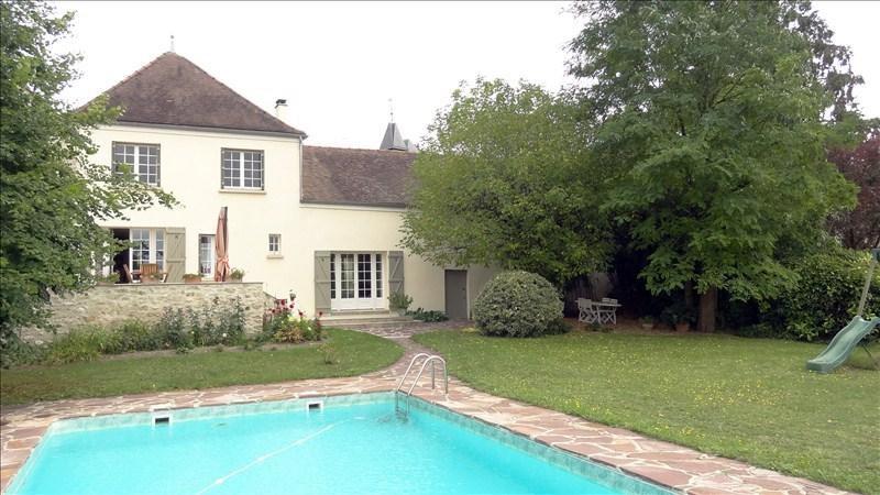 Sale house / villa St martin la garenne 518000€ - Picture 4