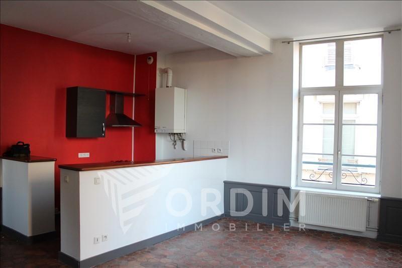 Rental apartment Auxerre 582€ CC - Picture 2