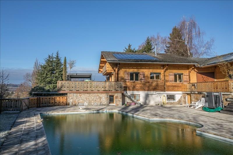 Vente maison / villa La balme-de-sillingy 508000€ - Photo 2