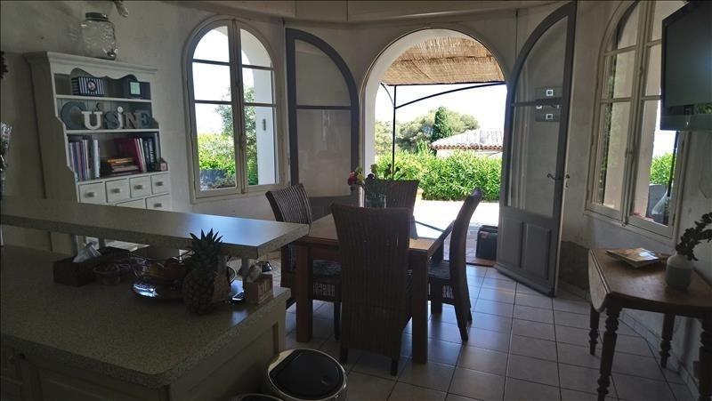 Rental house / villa Les issambres 2200€ CC - Picture 7