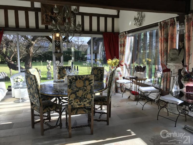 Revenda residencial de prestígio casa Tourgeville 1360000€ - Fotografia 3