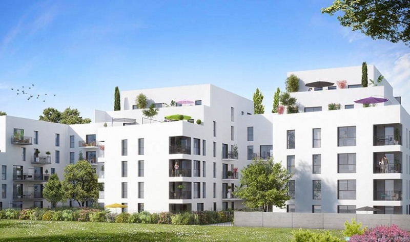 Villa jardin programme immobilier neuf montigny les for Jardin immobilier