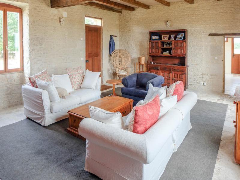 Vente maison / villa Prisse la charriere 420000€ - Photo 8