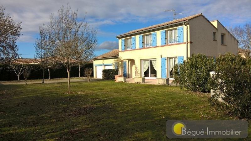 Sale house / villa 5 mns pibrac 449 000€ - Picture 1