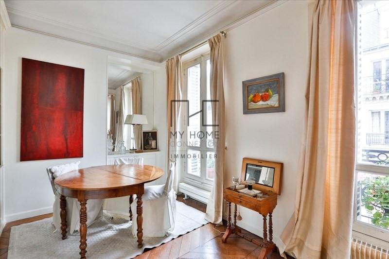Vente de prestige appartement Paris 8ème 925000€ - Photo 3