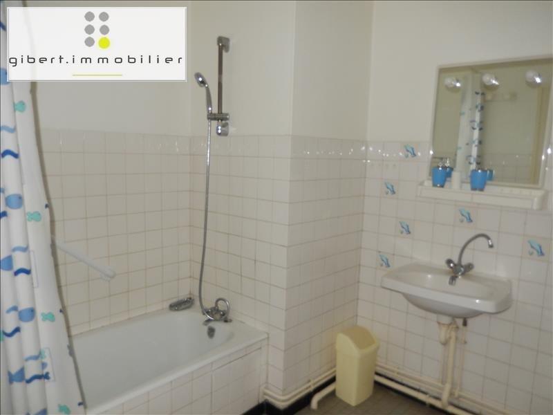 Rental apartment Le puy en velay 335€ CC - Picture 8