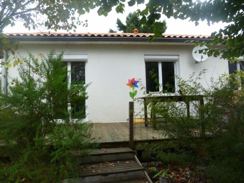 Venta  casa Poitiers 188000€ - Fotografía 4