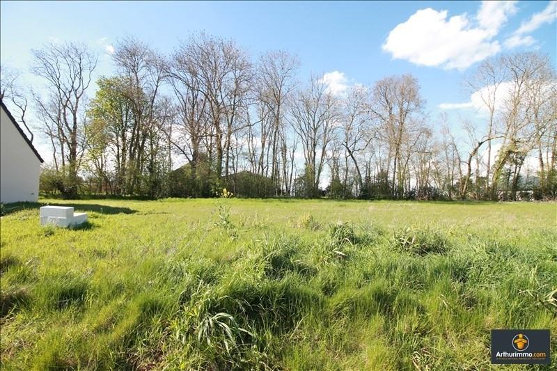 Vente terrain Sainville 69000€ - Photo 1