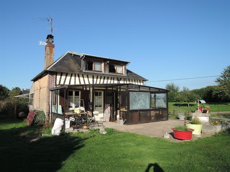 Vente maison / villa Saint mards de blacarville 134000€ - Photo 1