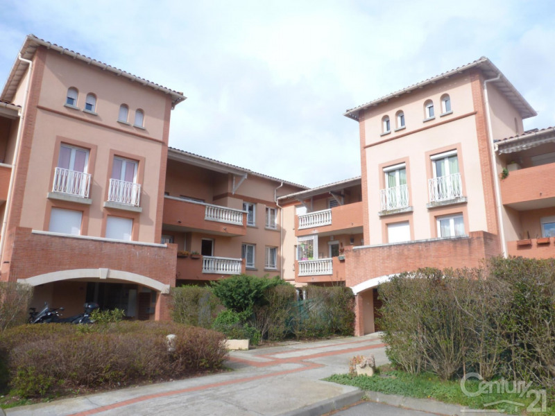 Rental apartment Toulouse 646€ CC - Picture 1