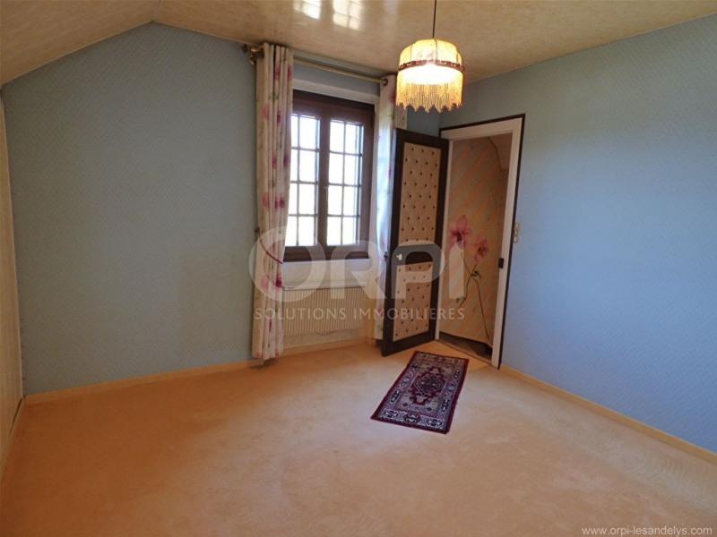 Vente maison / villa Les andelys 133000€ - Photo 5