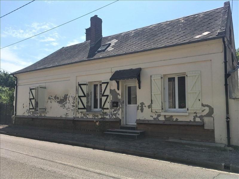 Sale house / villa Soissons 92000€ - Picture 1