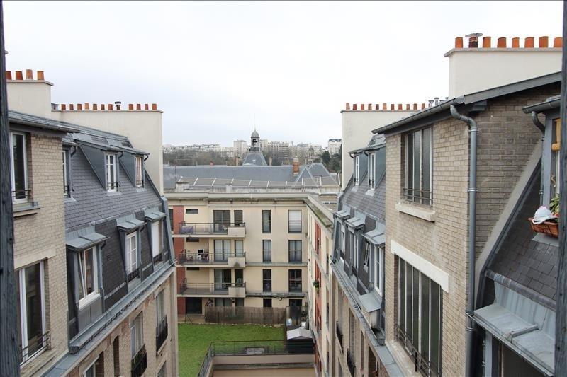 Affitto appartamento Paris 19ème 610€ CC - Fotografia 1
