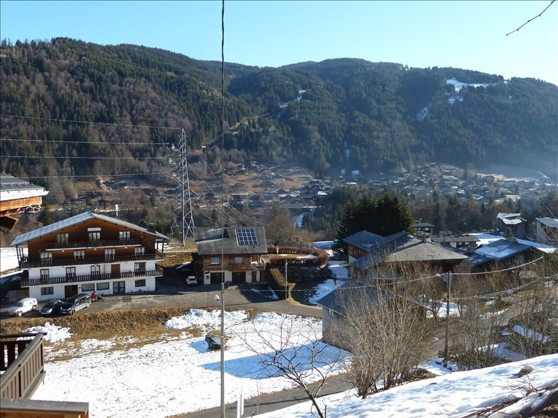 Deluxe sale apartment Morzine 698 000€ - Picture 1