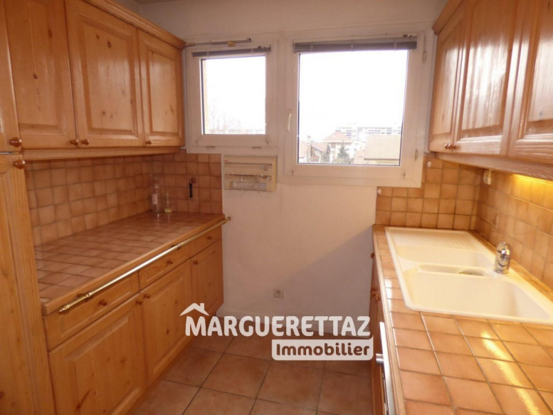Vente appartement Cluses 137500€ - Photo 5