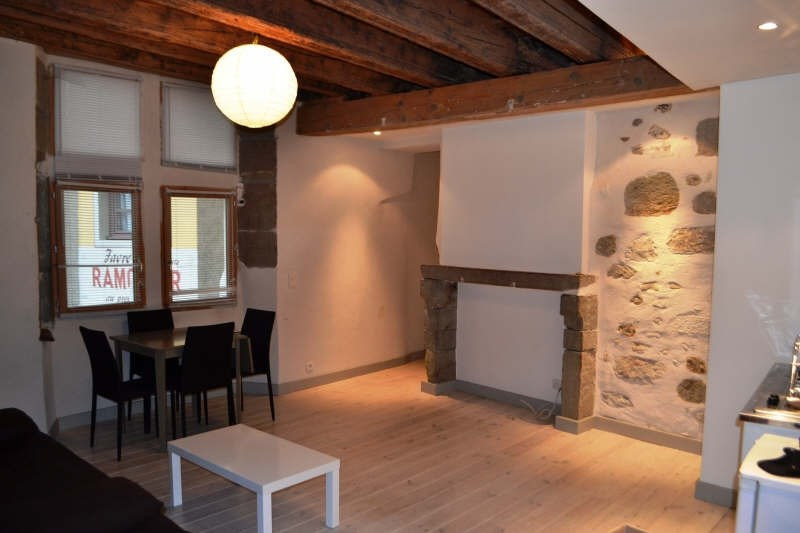 Location appartement Chambery 500€ CC - Photo 1