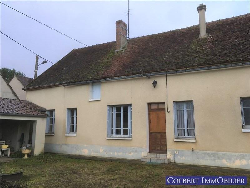 Vente maison / villa Pontigny 98000€ - Photo 7