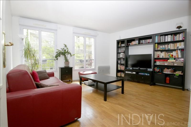 Sale apartment Puteaux 519000€ - Picture 1