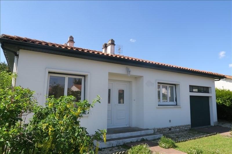 Sale house / villa Vaux sur mer 348500€ - Picture 1