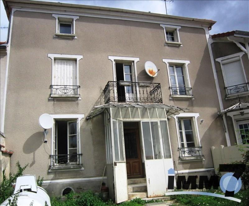 Venta  casa Saacy sur marne 190000€ - Fotografía 2