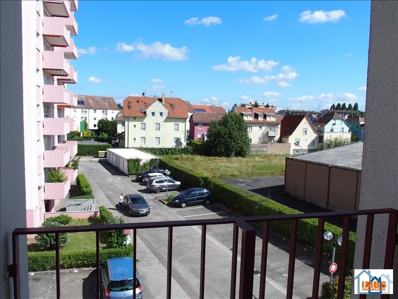 Location appartement Strasbourg 495€ CC - Photo 1