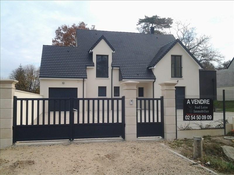 Sale house / villa St gervais la foret 439500€ - Picture 2