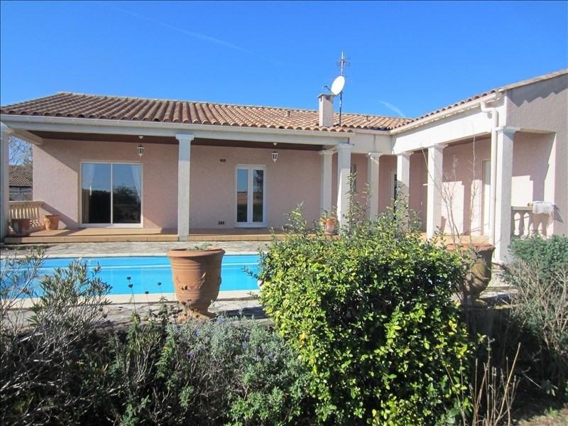 Sale house / villa Baillargues 409000€ - Picture 1