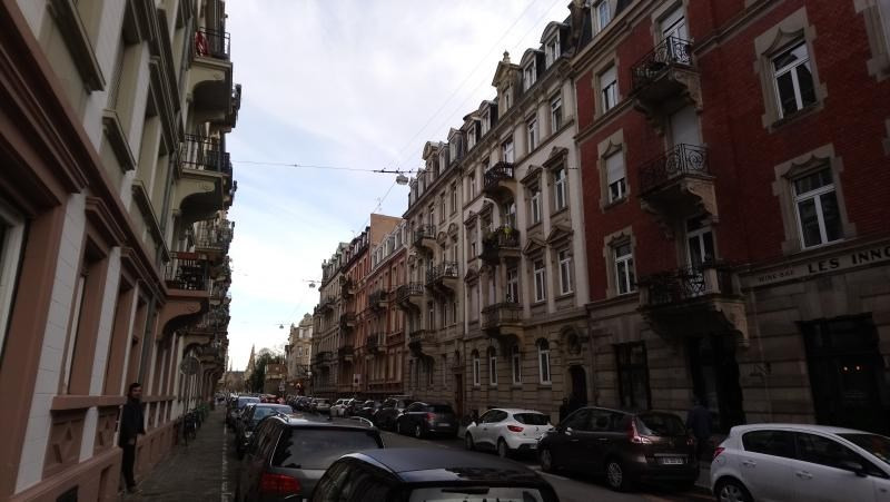 Deluxe sale apartment Strasbourg 424 000€ - Picture 1