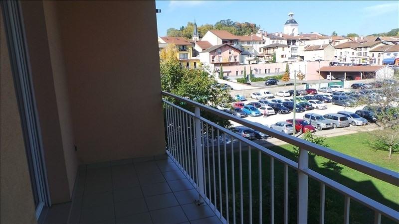 Vente appartement Meximieux 189000€ - Photo 2