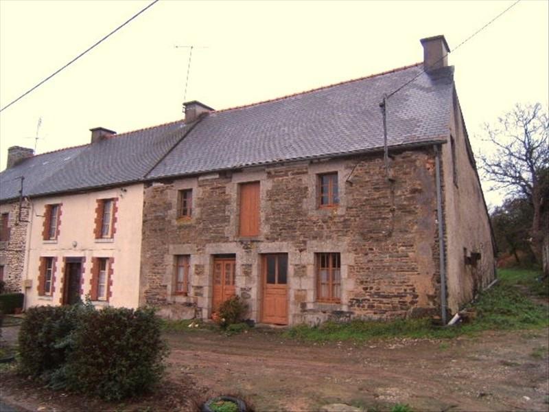 Vente maison / villa Josselin 44000€ - Photo 1