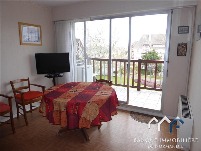 Vente appartement Houlgate 92 600€ - Photo 1