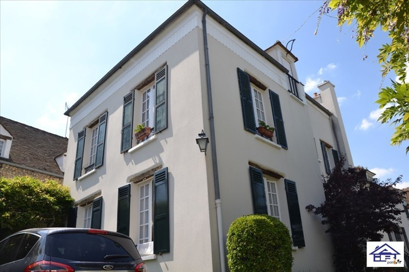 Deluxe sale house / villa Mareil marly 1 680 000€ - Picture 2
