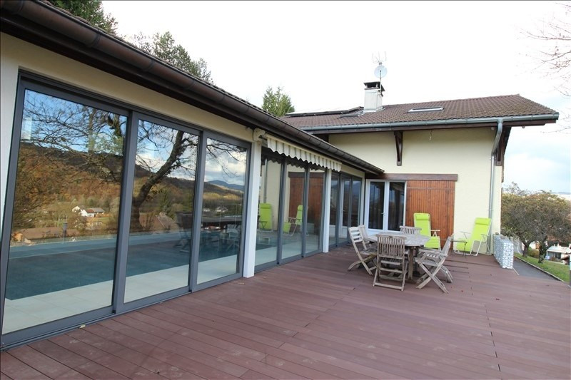 Sale house / villa Charvonnex 670 000€ - Picture 2