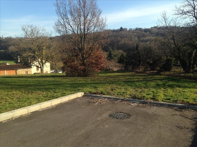 Sale site St romain de surieu 96 000€ - Picture 1