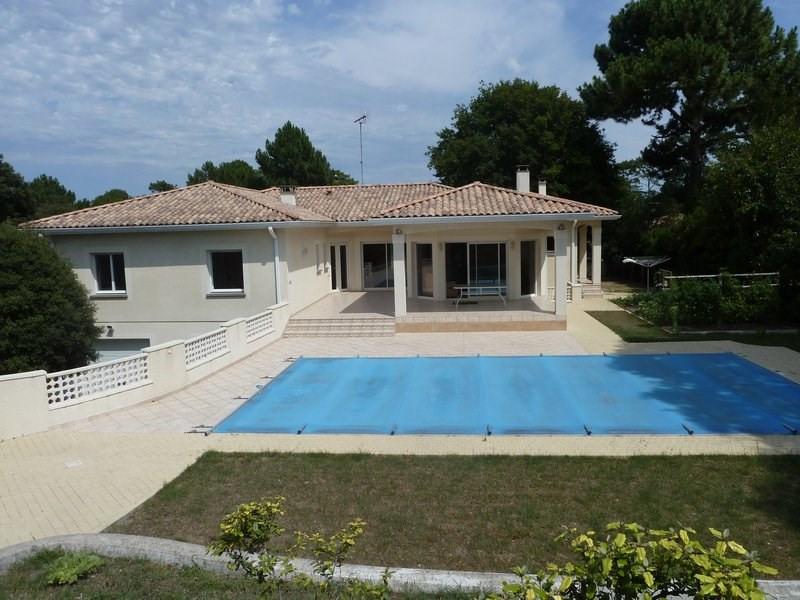 Vente de prestige maison / villa La teste de buch 1312500€ - Photo 1
